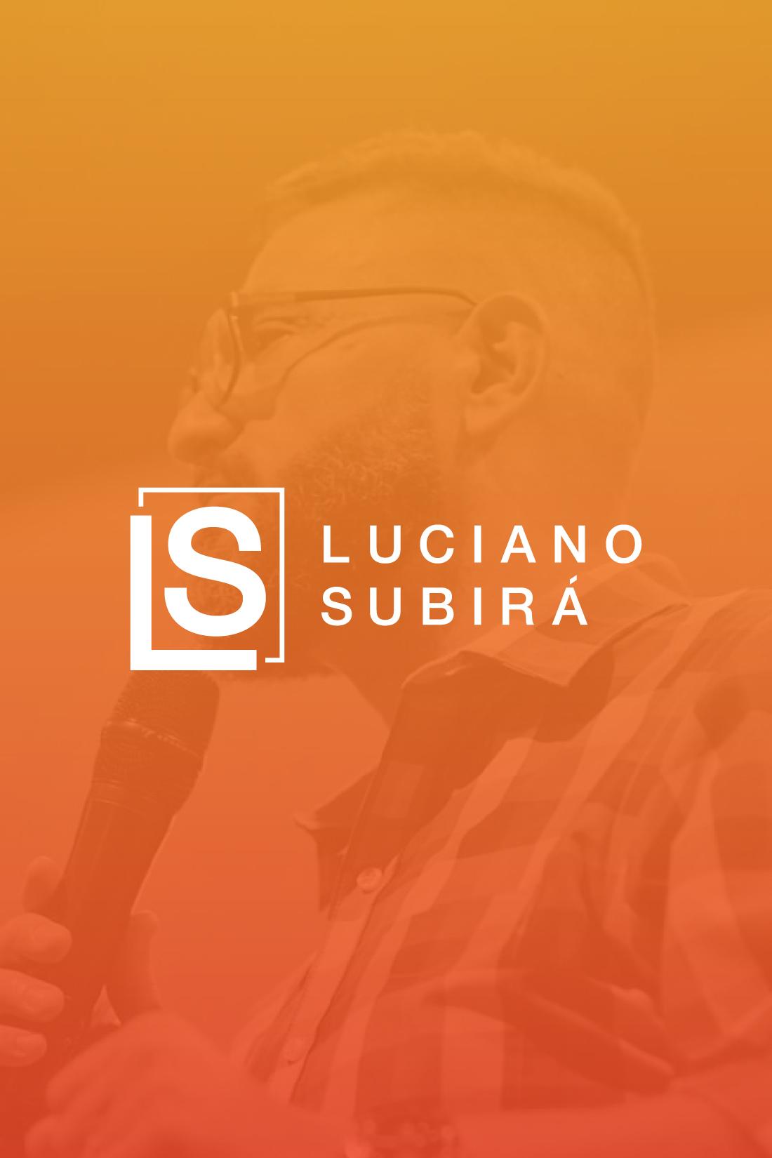 LUCIANO SUBIRÁ